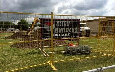 Breaking Ground with the Battle River School Division