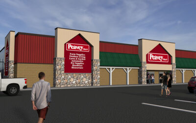 Peavey Mart is getting an addition