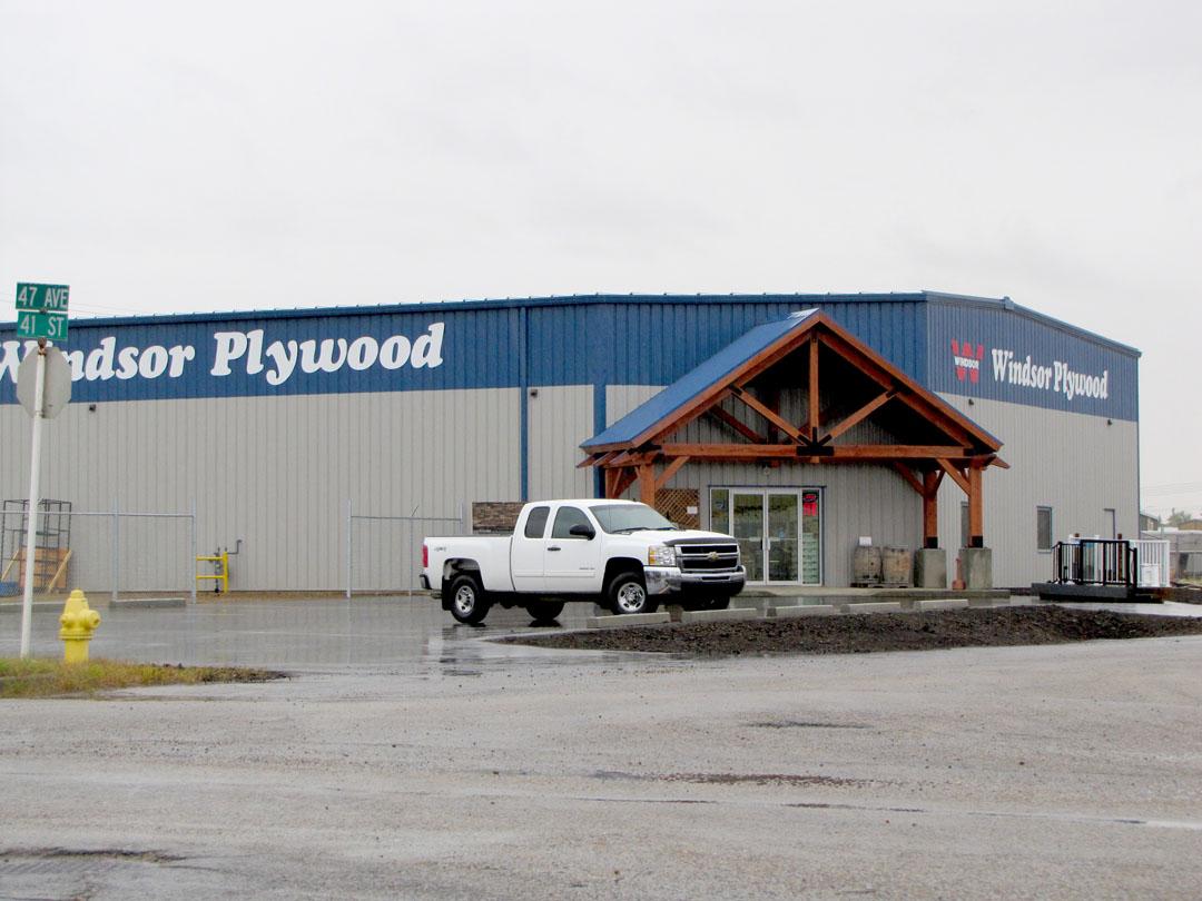 Windsor Plywood 07