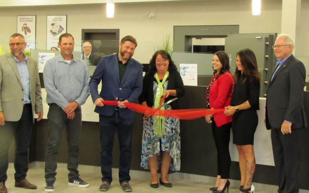 Vision Credit Union Ribbon Cutting