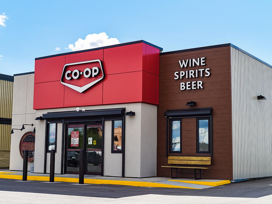 Co-Op Liquor Store 01