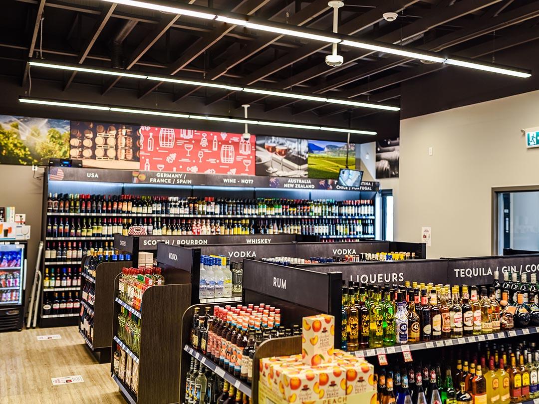 Co-Op Liquor Store 06